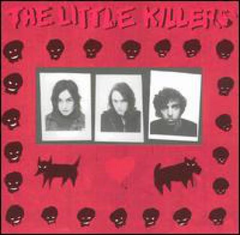 "LITTLE KILLERS ""S/T""180 gram LP"