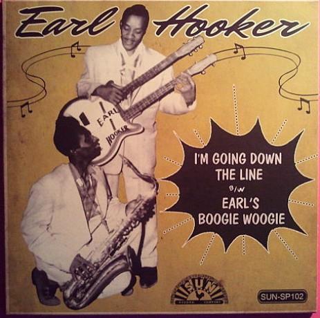 Détails du Torrent FLAC Earl Hooker -