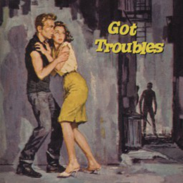 GOT TROUBLES cd (Buffalo Bop)