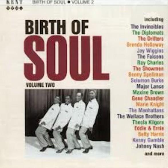 BIRTH OF SOUL VOLUME 2 CD