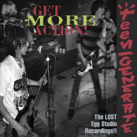 TEENGENERATE Get MORE Action!! CD