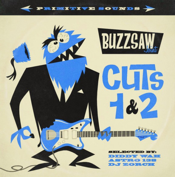 BUZZSAW JOINT Cut 1+2 CD