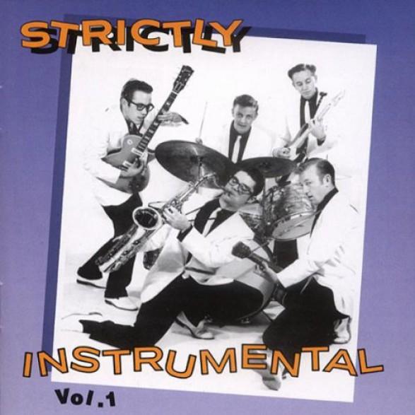 STRICTLY INSTRUMENTAL VOL 1 cd