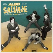 ALGO SALVAJE Volume 2  CD