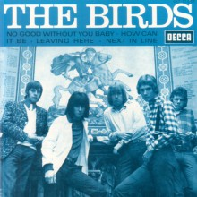 """BIRDS """"No Good Without You Baby + 3 EP"""" 7"""""""