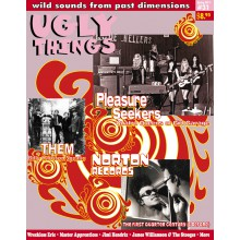 UGLY THINGS Isue #31 Mag