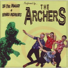 ARCHERS / HOLLYWODDS SPLIT 7""