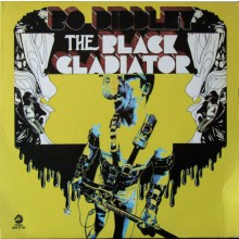 "BO DIDDLEY ""THE BLACK GLADIATOR"" LP"