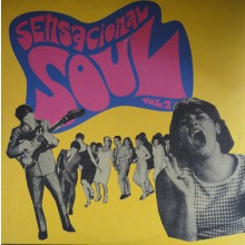 SENSACIONAL SOUL VOLUME 2 Double LP