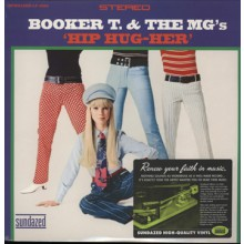 "BOOKER T & MG'S ""HIP HUG HER"" LP"