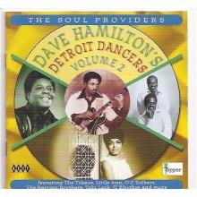 DAVE HAMILTON'S DETROIT DANCERS VOL 2 CD