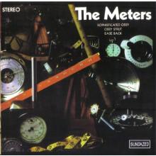 """METERS """"S/T"""" CD"""