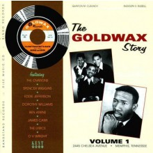 GOLDWAX STORY VOLUME 1 CD
