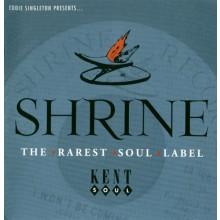 SHRINE - THE RAREST SOUL LABEL VOL 1 CD