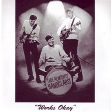 "ALMIGHTY HANDCLAPS ""WORKS OKAY"" 7"""