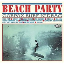 BEACH PARTY - GARPAX SURF'N'DRAG CD