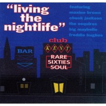 LIVING THE NIGHTLIFE CD