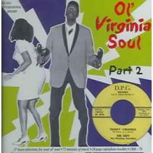OL' VIRGINIA SOUL PART 2 cd