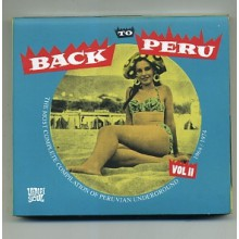 BACK TO PERU VOL 2 Double CD