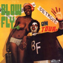 "BLOWFLY ""ON TOUR"" LP"