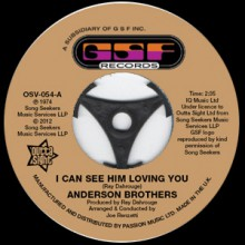 "Anderson Brothers ""I Can See Him Loving You"" / Skull Snaps ""It's A New Day"" 7"""