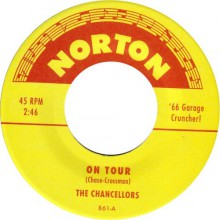 "CHANCELLORS ""ON TOUR/ROUTE 66"" 7"""