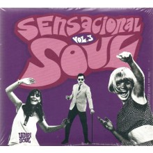 SENSACIONAL SOUL VOLUME 3 - DO CD