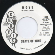 "STATE OF MIND ""MOVE / IF HE COMES BACK"" 7"""