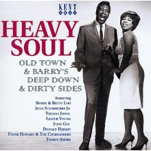 "HEAVY SOUL - OLD TOWN & BARRY'S DEEP DOWN & DIRTY SIDES"" CD"
