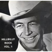 HILLBILLY ROCK VOL 1 CD