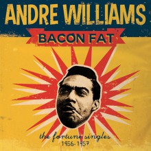"ANDRE WILLIAMS ""FORTUNE SINGLES 54-57"" LP"