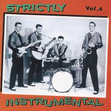 STRICTLY INSTRUMENTAL VOL 4 CD