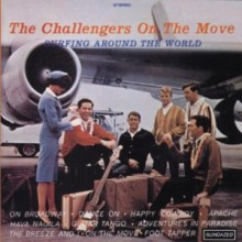"CHALLENGERS ""ON THE MOVE"" CD"