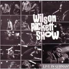 """WILSON PICKETT """"LIVE IN GERMANY 1968"""" LP"""