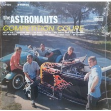"ASTRONAUTS ""COMPETITION COUPE"" LP"