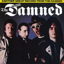 """DAMNED """"BEST OF THE DAMNED"""" LP"""