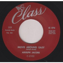 "ADOLPH JACOBS ""MOVE AROUND EASY""/ TITANS ""NO TIME"" 7"""