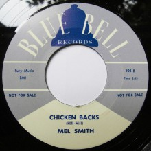 "MEL SMITH ""CHICKENBACKS"" / JAMIE VAN LOAN ""WHAT'S YOUR NAME LITTLE GIRL"" 7"""
