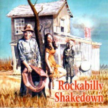 ROCKABILLY SHAKEDOWN CD (Buffalo Bop)