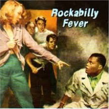 ROCKABILLY FEVER CD (Buffalo Bop)