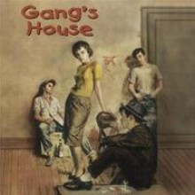 GANG'S HOUSE cd (Buffalo Bop)