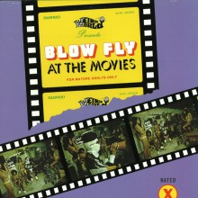 "BLOWFLY ""AT THE MOVIES"" LP"
