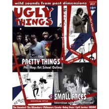 UGLY THINGS Isue #37 Mag