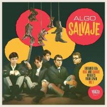 ALGO SALVAJE Double LP