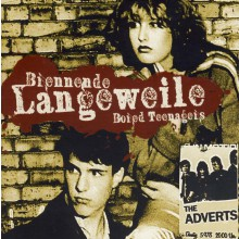 "ADVERTS ""Songs From The Movie `Brennende Langeweile´""  7"""