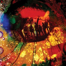 """ALLOY SIX """"TURN OUT THE LIGHTS"""" LP"""