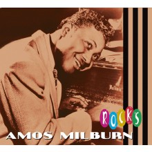 "AMOS MILBURN ""AMOS ROCKS"" CD"