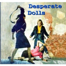 DESPERATE DOLLS cd (Buffalo Bop)