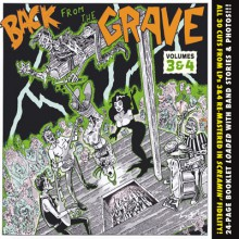 BACK FROM THE GRAVE 3 & 4 CD