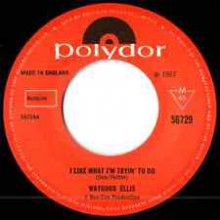 "WAYGOOD ELLIS ""HEY LOVER/I LIKE WHAT I'M TRYING TO DO"" 7"""